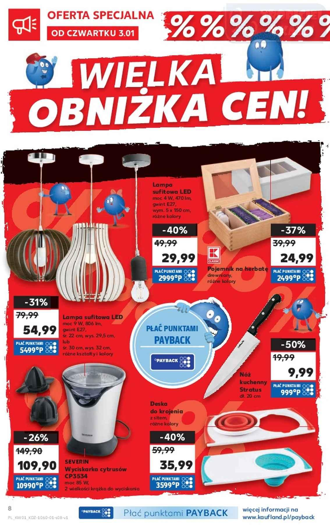 Gazetka promocyjna Kaufland do 09/01/2019 str.7