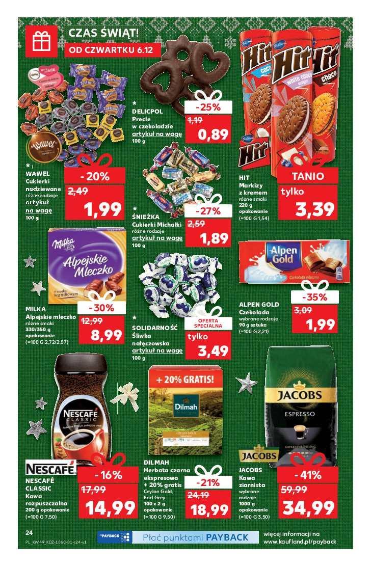 Gazetka promocyjna Kaufland do 12/12/2018 str.24