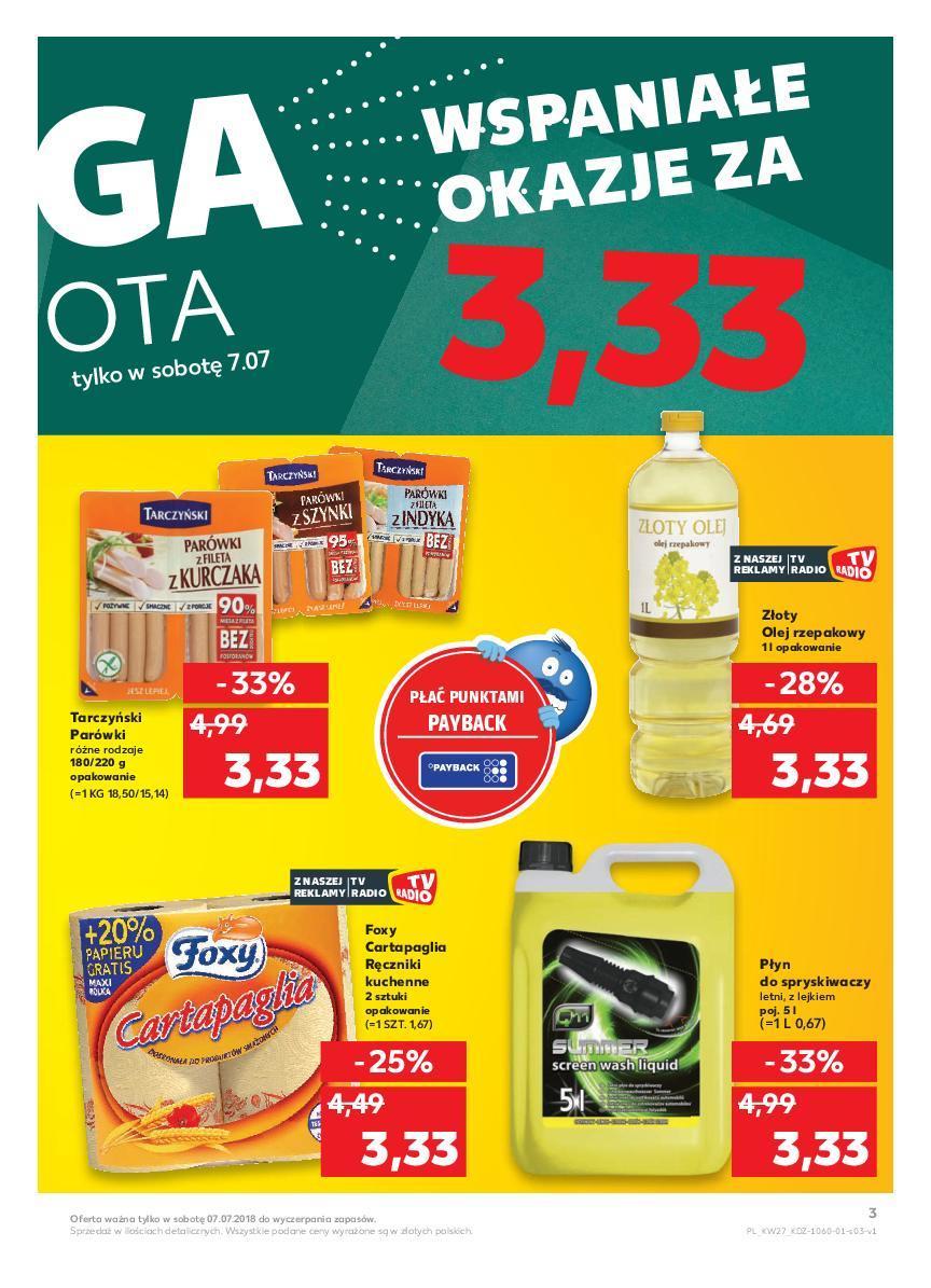 Gazetka promocyjna Kaufland do 11/07/2018 str.2