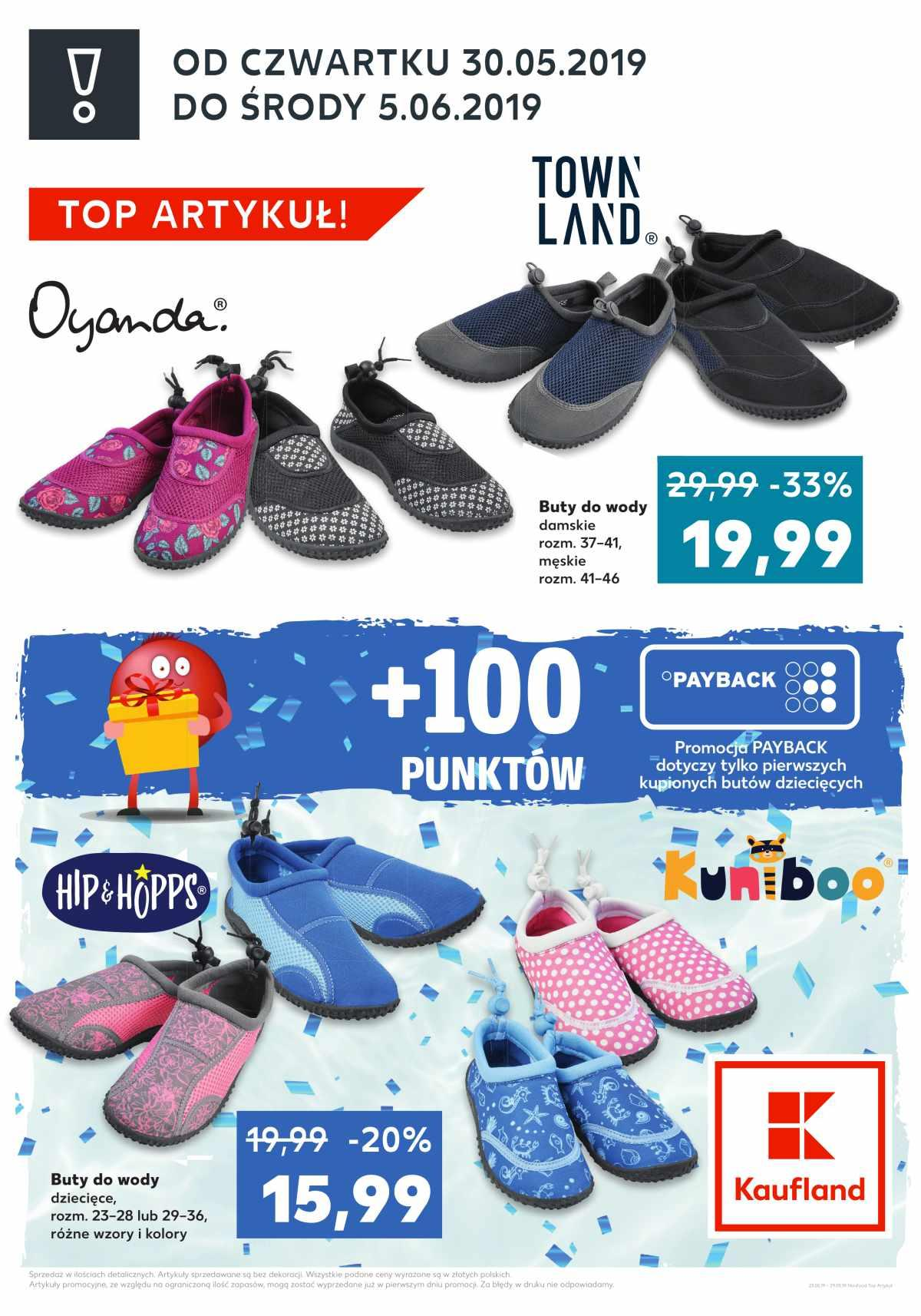 Gazetka promocyjna Kaufland do 05/06/2019 str.0
