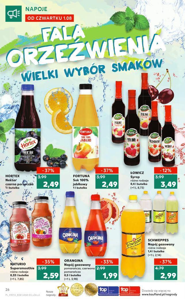 Gazetka promocyjna Kaufland do 07/08/2019 str.25