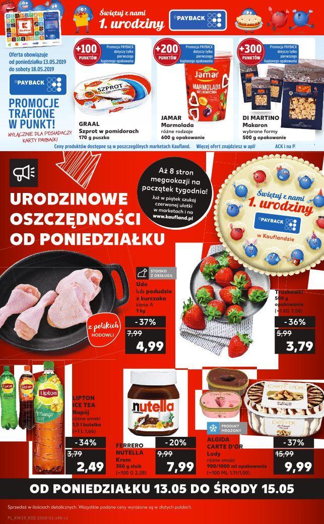 Gazetka promocyjna Kaufland do 15/05/2019 str.47