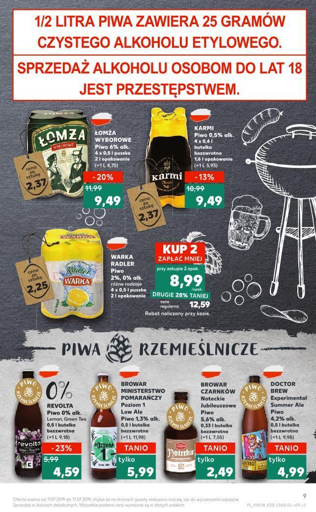 Gazetka promocyjna Kaufland do 17/07/2019 str.8