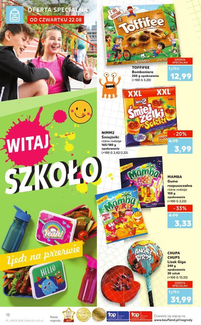 Gazetka promocyjna Kaufland do 28/08/2019 str.9