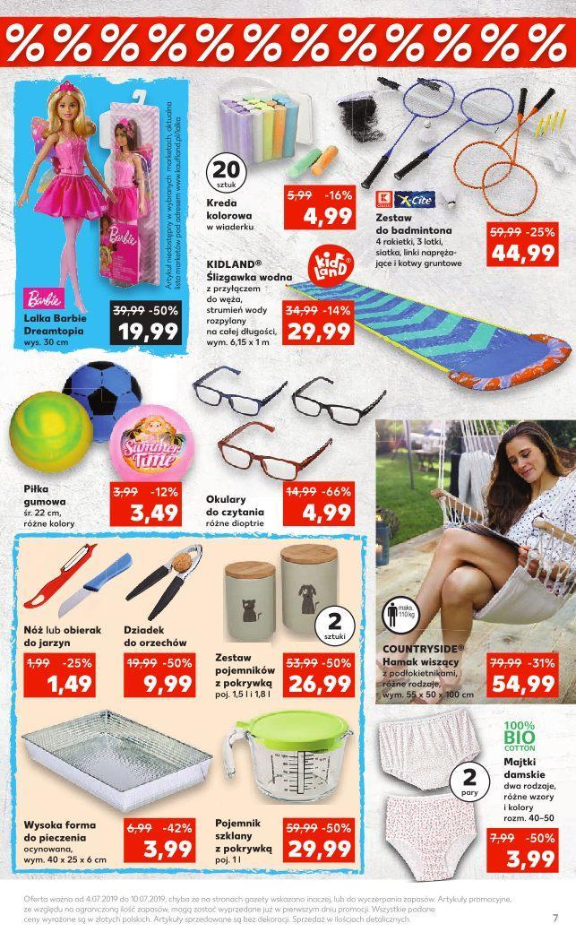 Gazetka promocyjna Kaufland do 10/07/2019 str.6