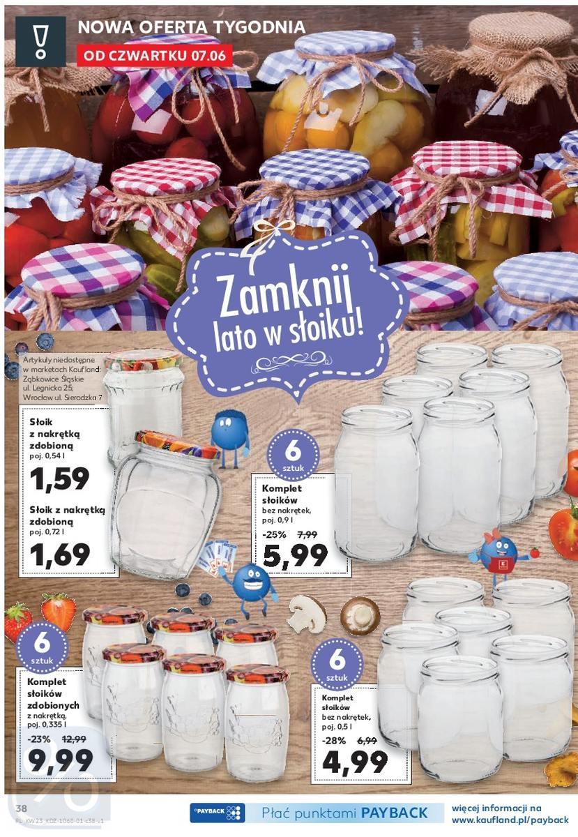 Gazetka promocyjna Kaufland do 13/06/2018 str.38