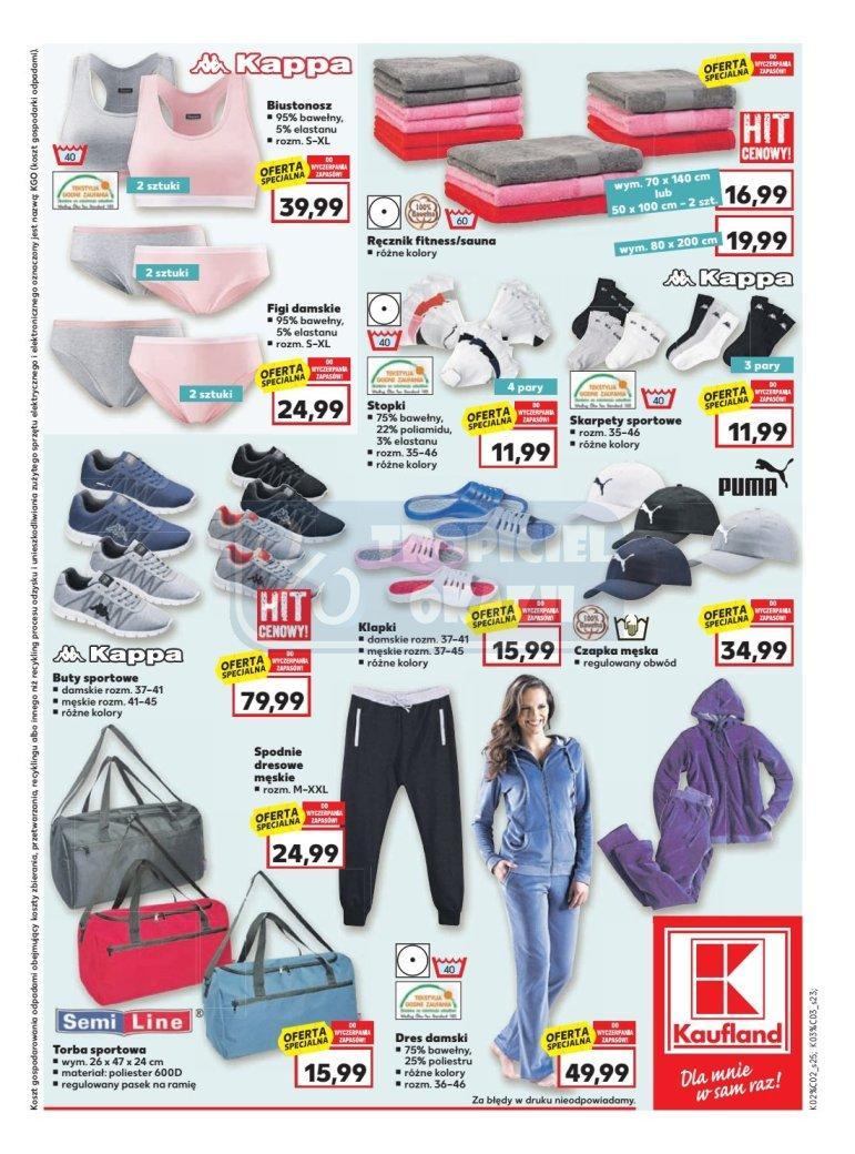 Gazetka promocyjna i reklamowa Kaufland, od 02012017 do 11