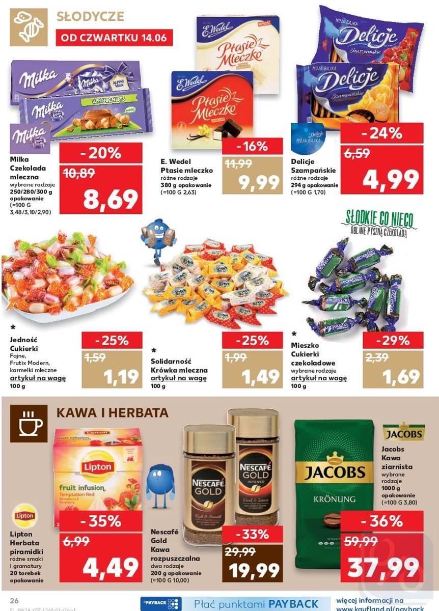 Gazetka promocyjna Kaufland do 20/06/2018 str.25