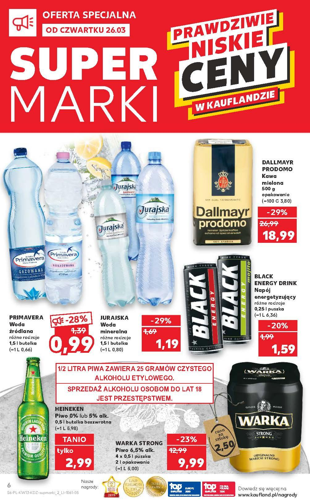 Gazetka promocyjna Kaufland do 08/04/2020 str.6