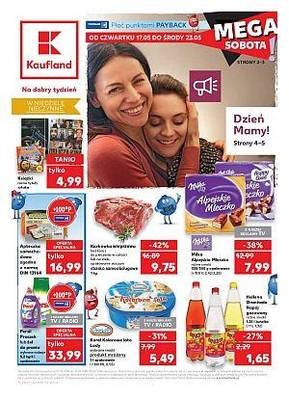Kaufland gazetka - od 17/05/2018 do 23/05/2018