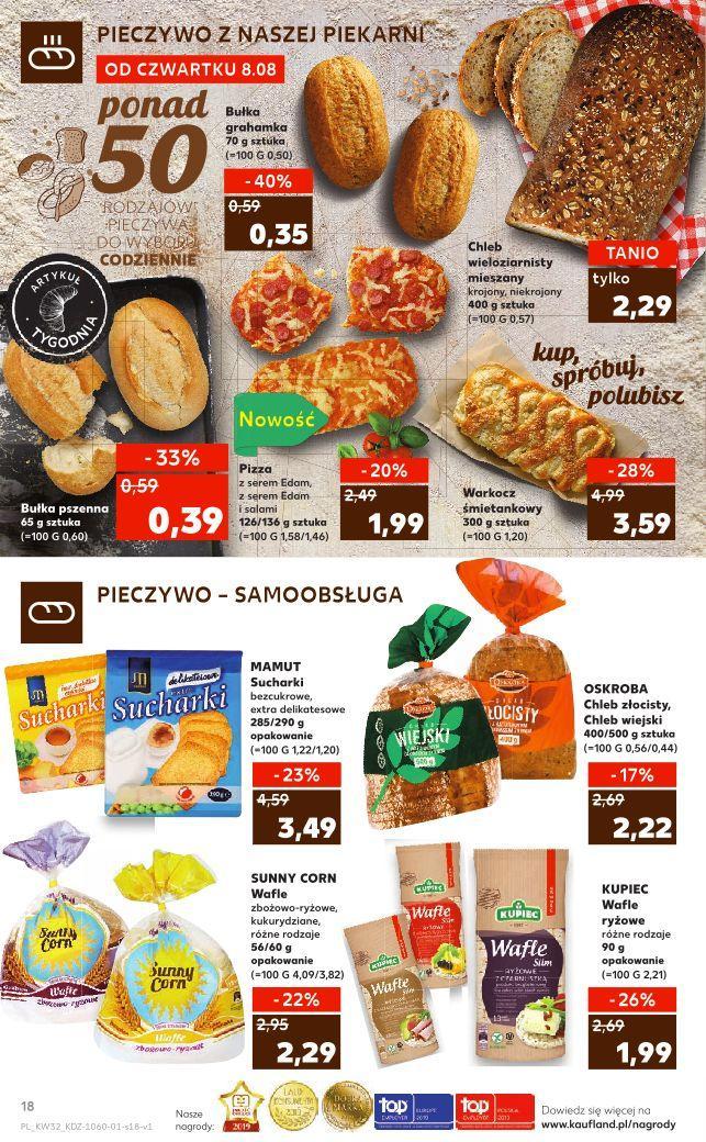 Gazetka promocyjna Kaufland do 14/08/2019 str.17