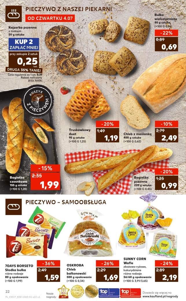 Gazetka promocyjna Kaufland do 10/07/2019 str.21