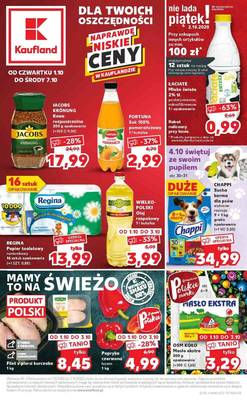 Kaufland gazetka - od 01/10/2020 do 07/10/2020