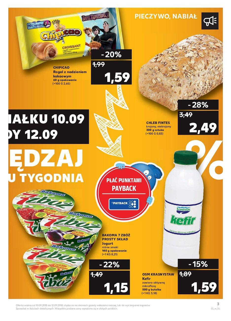 Gazetka promocyjna Kaufland do 12/09/2018 str.2