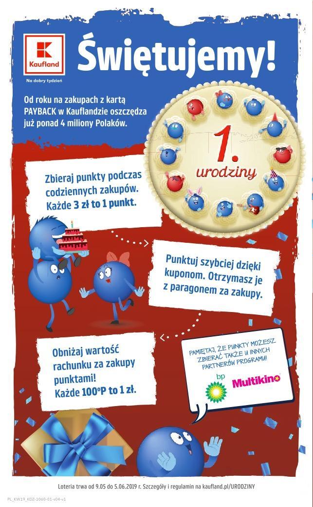 Gazetka promocyjna Kaufland do 15/05/2019 str.3