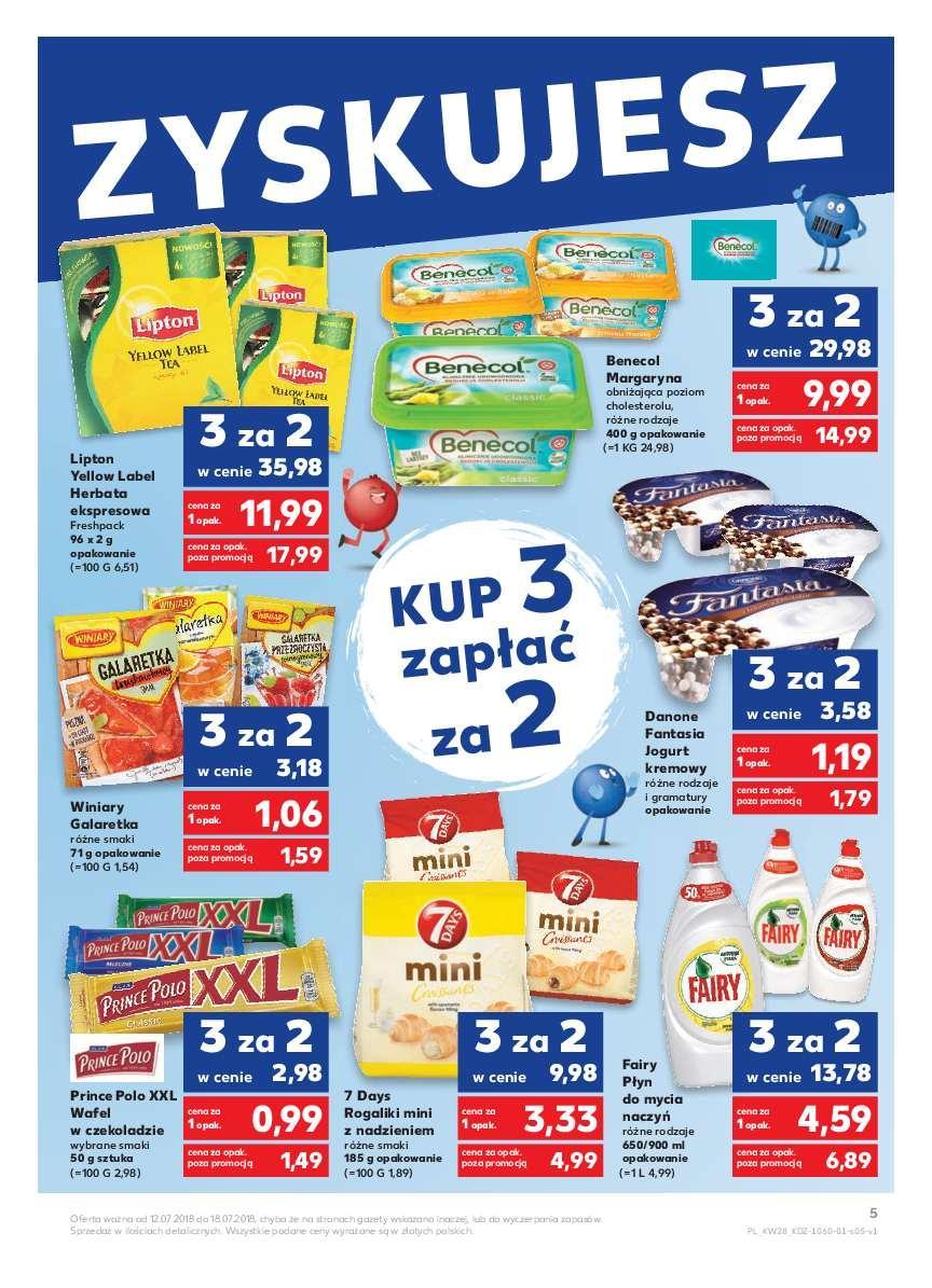 Gazetka promocyjna Kaufland do 18/07/2018 str.5