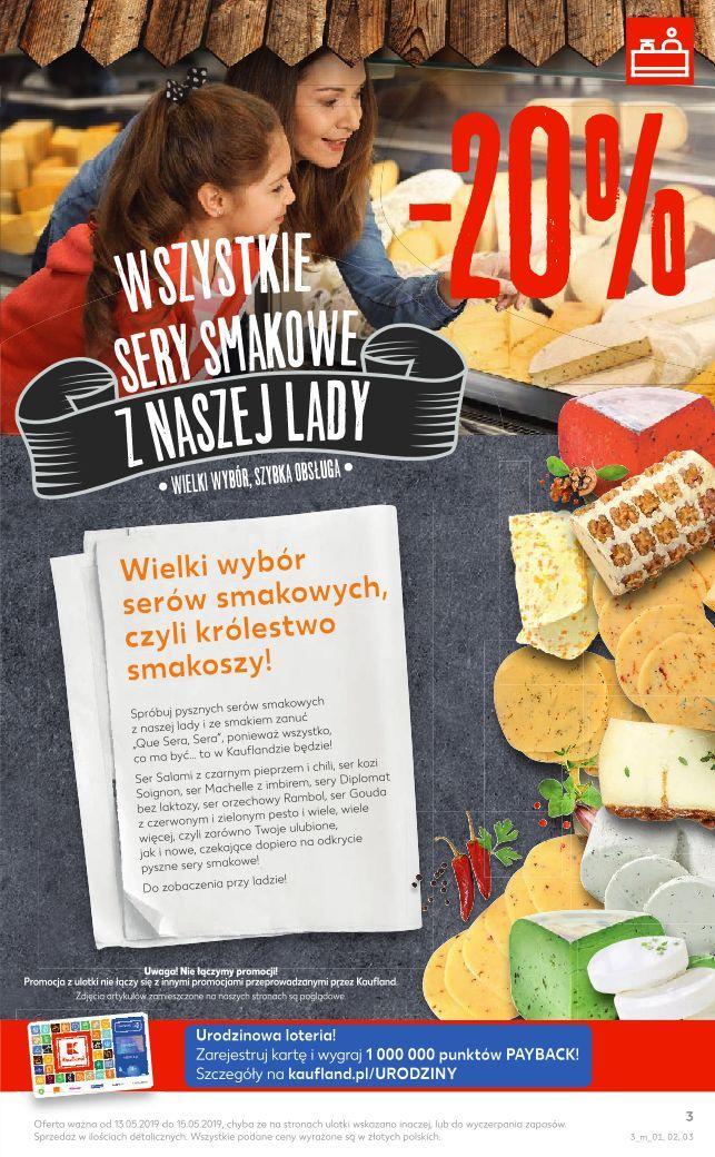 Gazetka promocyjna Kaufland do 15/05/2019 str.2