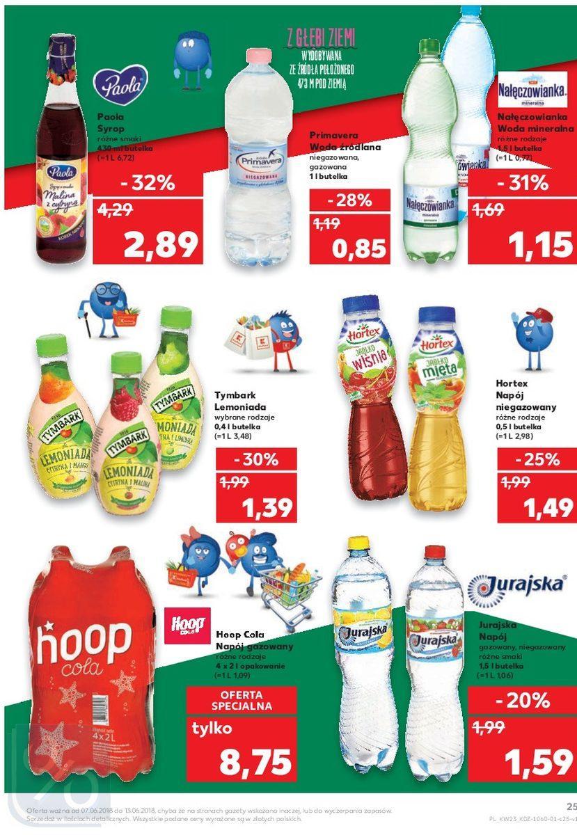 Gazetka promocyjna Kaufland do 13/06/2018 str.25