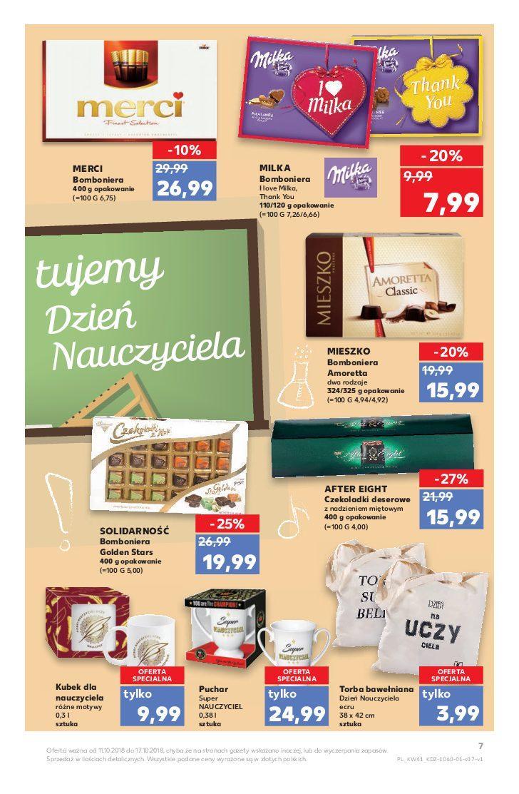 Gazetka promocyjna Kaufland do 17/10/2018 str.7