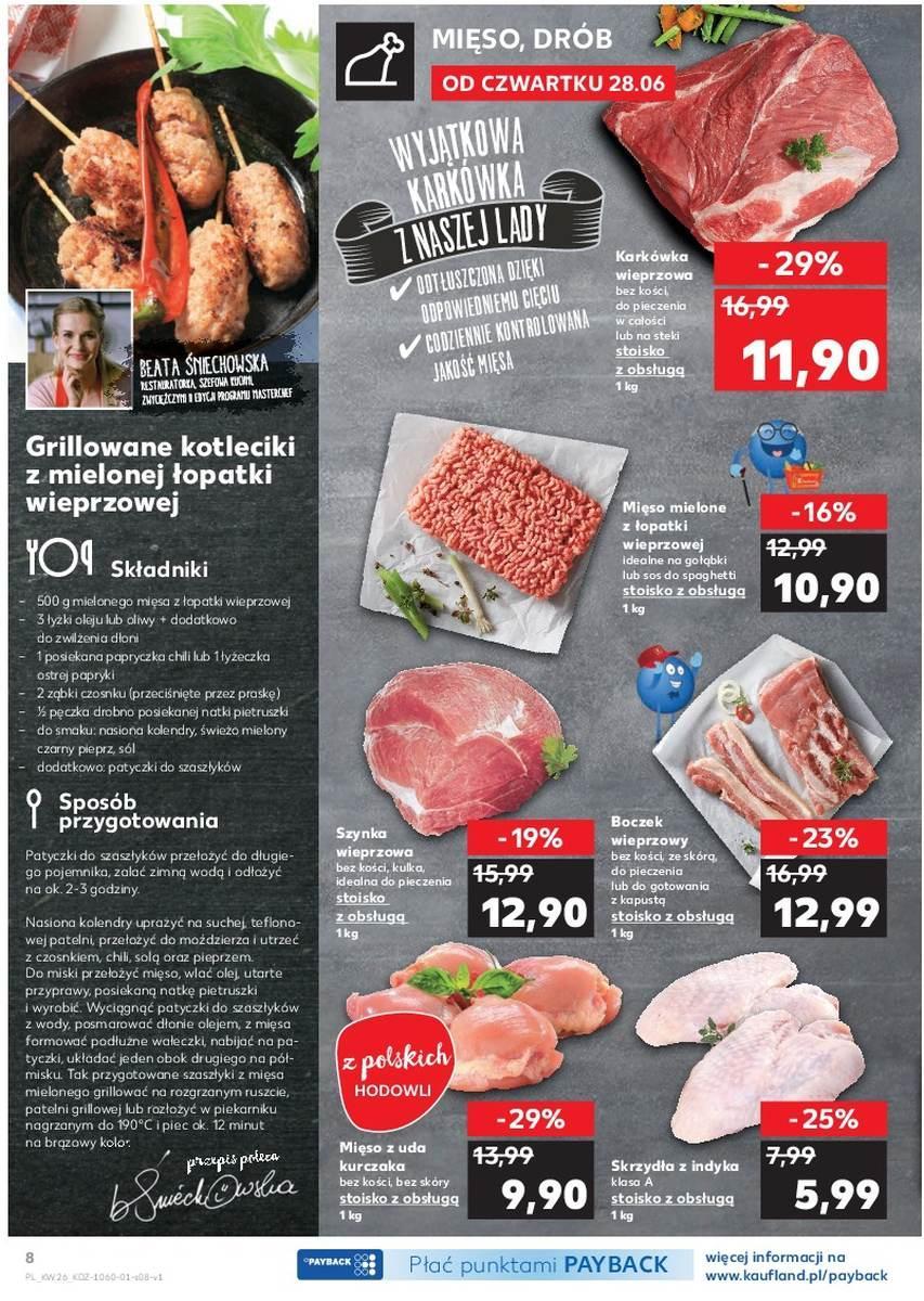 Gazetka promocyjna Kaufland do 04/07/2018 str.7