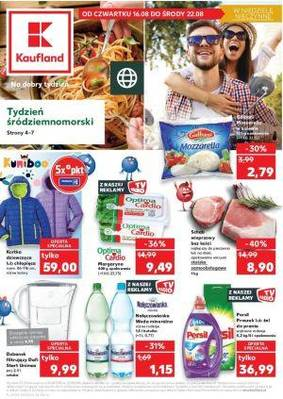 Kaufland gazetka - od 16/08/2018 do 22/08/2018
