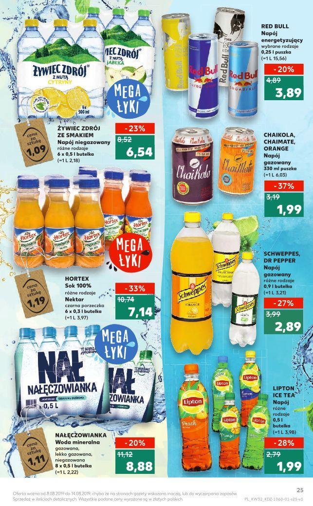Gazetka promocyjna Kaufland do 14/08/2019 str.24