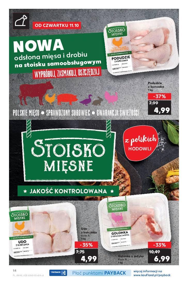 Gazetka promocyjna Kaufland do 17/10/2018 str.13