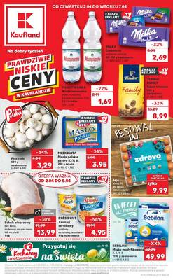 Kaufland gazetka - od 02/04/2020 do 08/04/2020