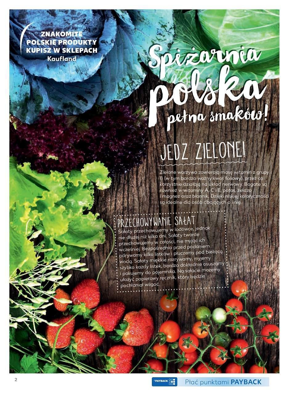 Gazetka promocyjna Kaufland do 16/06/2018 str.1