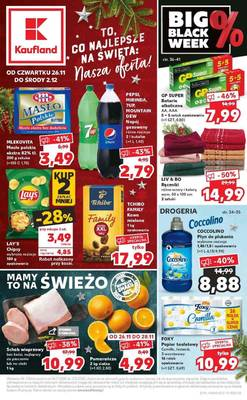 Kaufland gazetka - od 26/11/2020 do 02/12/2020