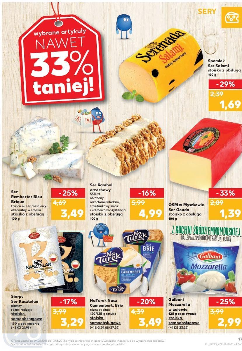 Gazetka promocyjna Kaufland do 13/06/2018 str.17