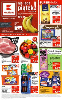 Kaufland gazetka - od 26/09/2019 do 02/10/2019