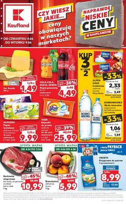 Kaufland gazetka - od 04/06/2020 do 10/06/2020