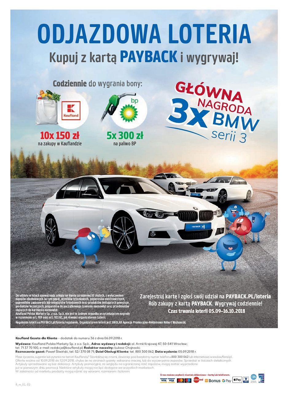Gazetka promocyjna Kaufland do 12/09/2018 str.7