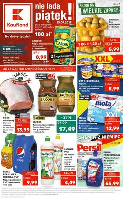 Kaufland gazetka - od 12/09/2019 do 18/09/2019
