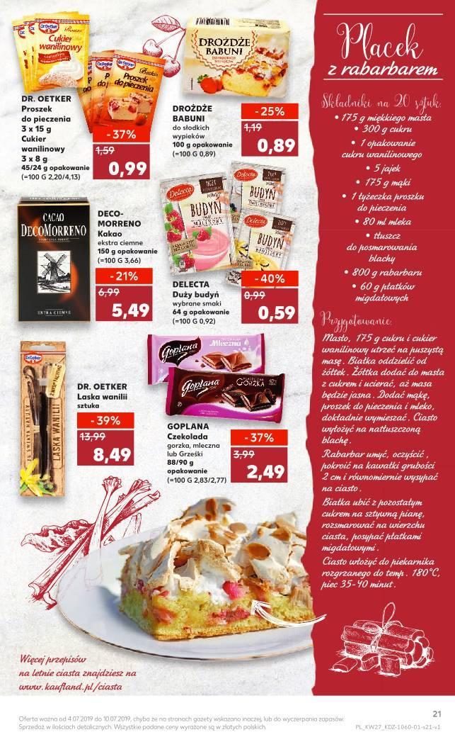 Gazetka promocyjna Kaufland do 10/07/2019 str.20