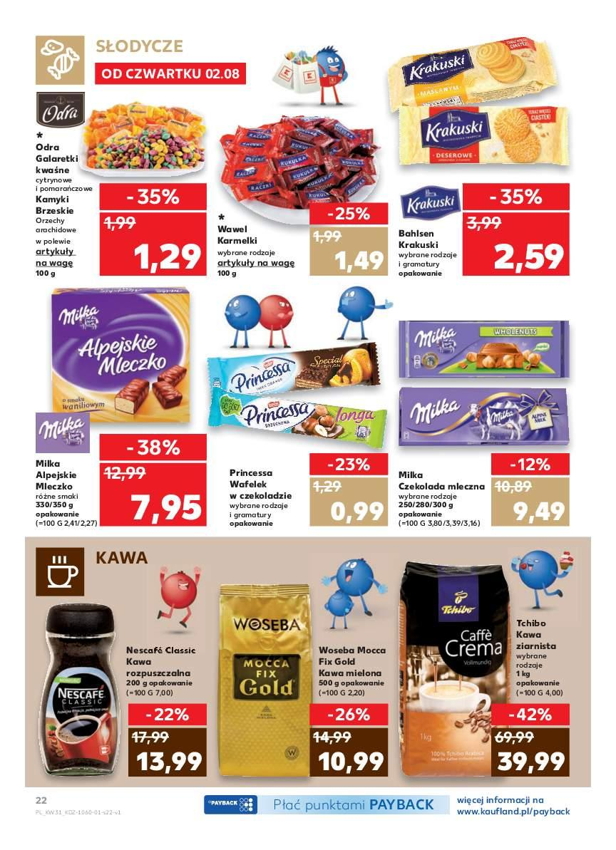 Gazetka promocyjna Kaufland do 08/08/2018 str.21