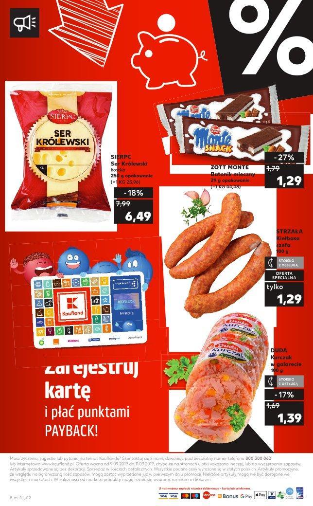 Gazetka promocyjna Kaufland do 11/09/2019 str.7