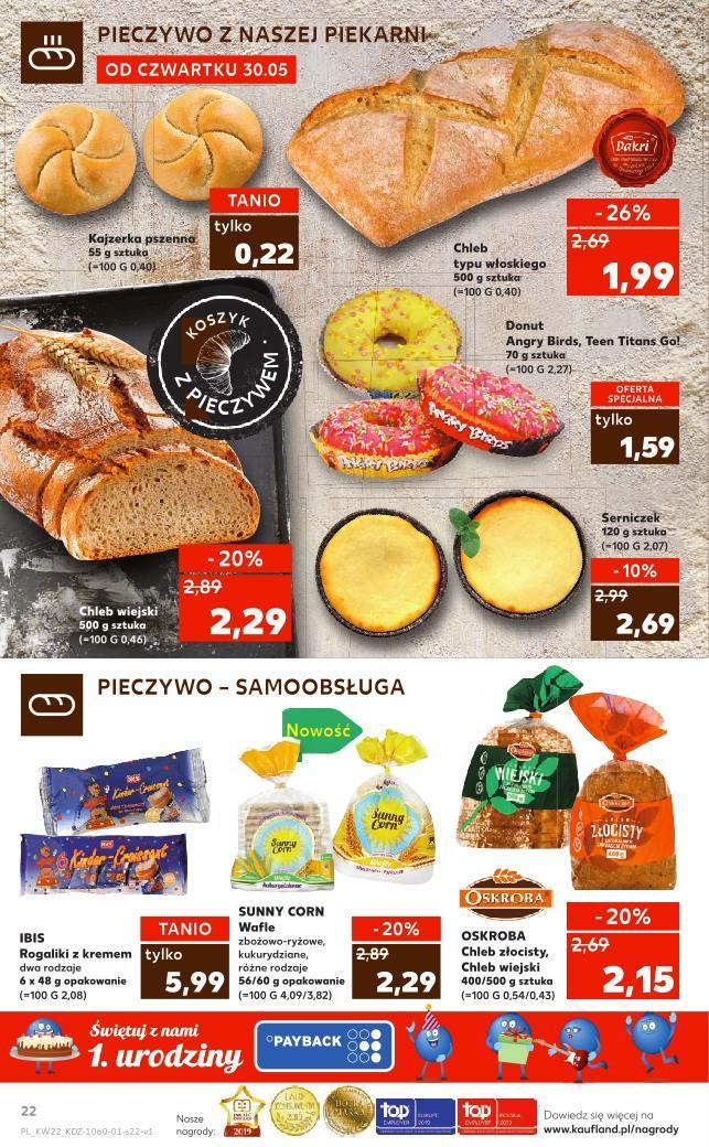 Gazetka promocyjna Kaufland do 05/06/2019 str.21