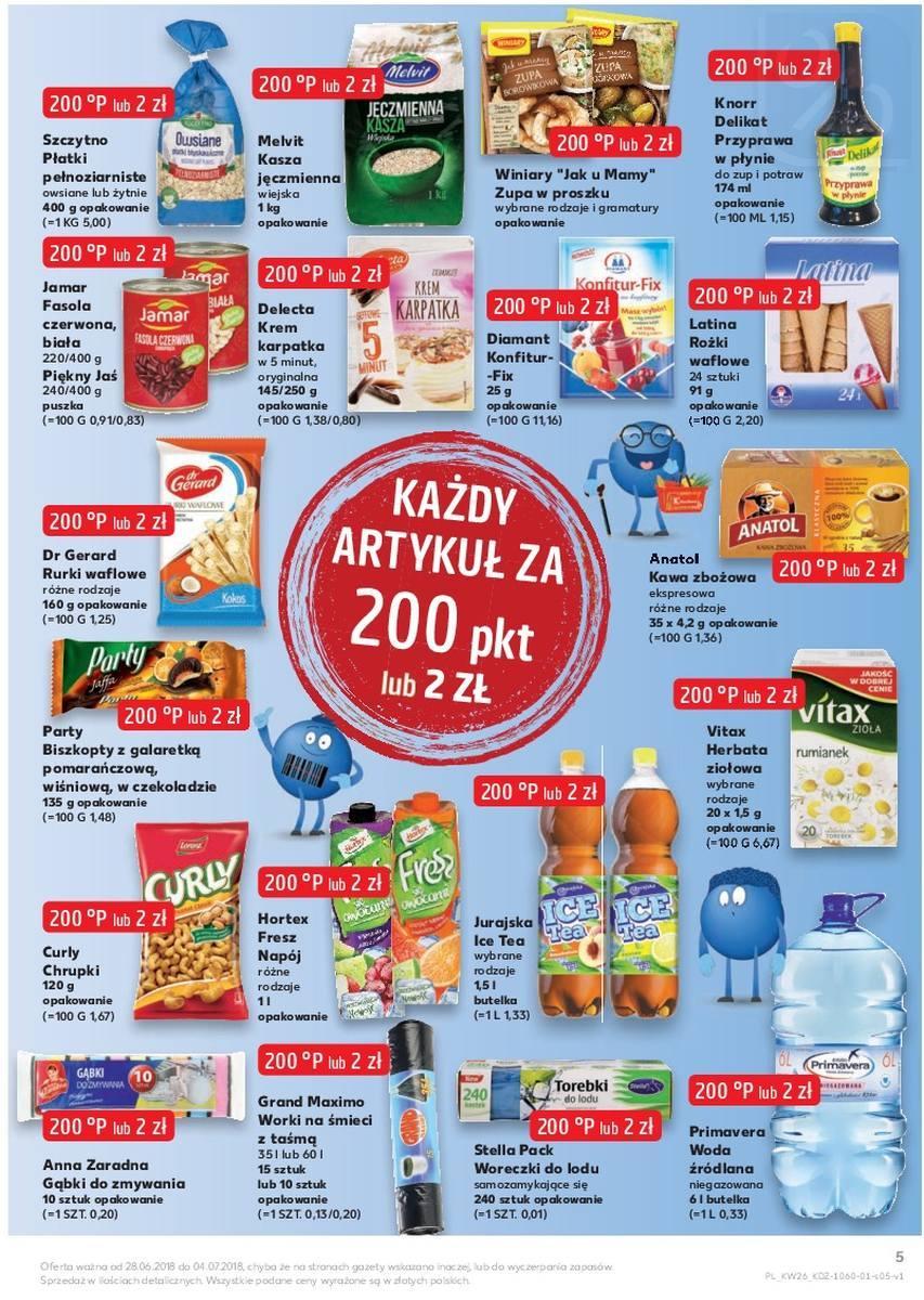 Gazetka promocyjna Kaufland do 04/07/2018 str.4