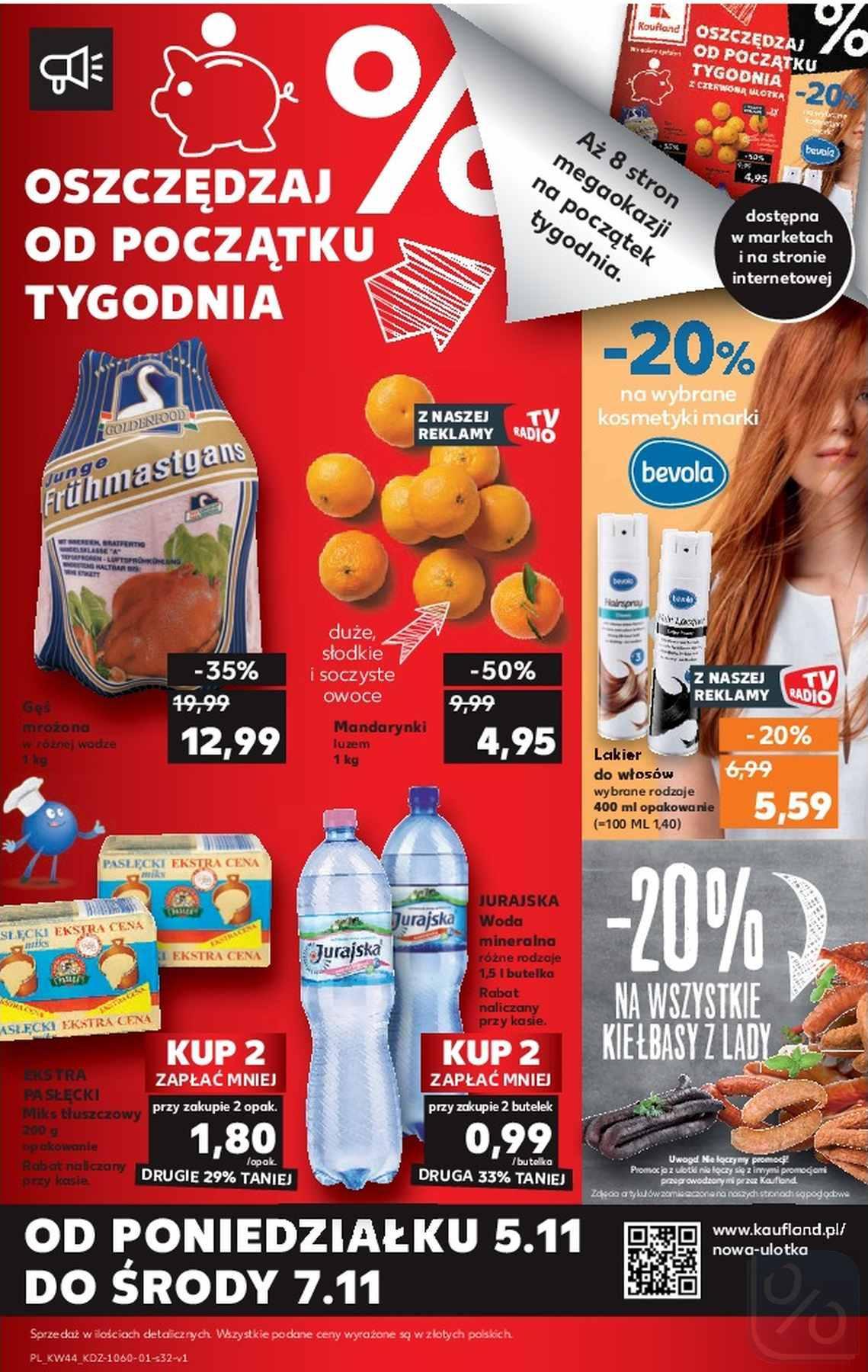 Gazetka promocyjna Kaufland do 07/11/2018 str.32