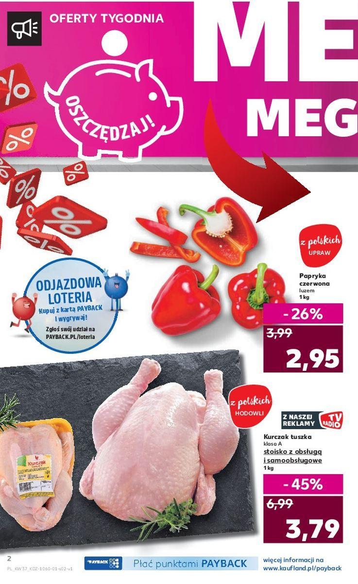 Gazetka promocyjna Kaufland do 19/09/2018 str.2