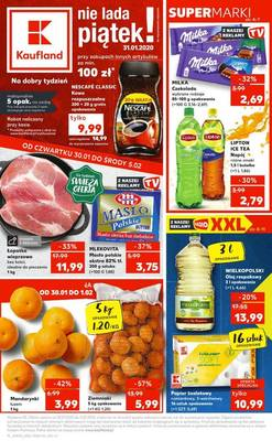 Kaufland gazetka - od 30/01/2020 do 05/02/2020