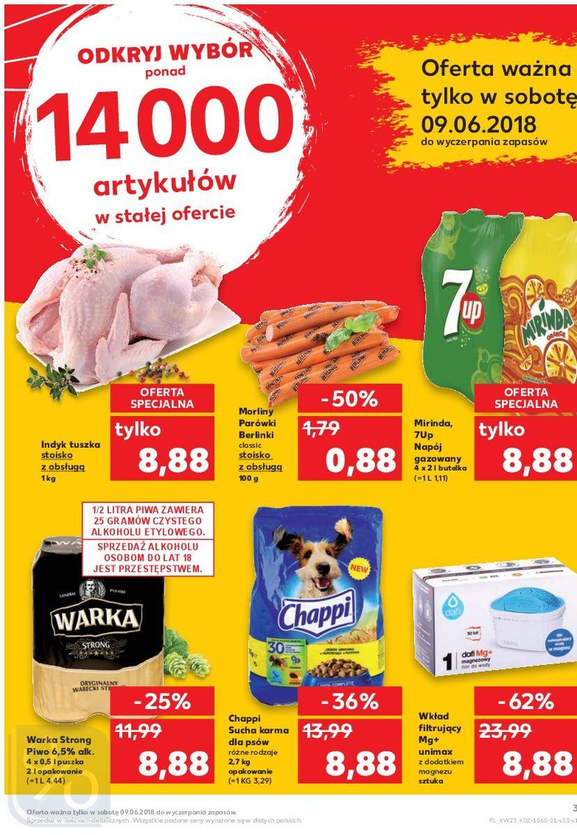 Gazetka promocyjna Kaufland do 13/06/2018 str.3