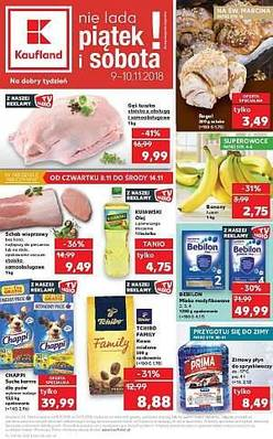 Kaufland gazetka - od 08/11/2018 do 14/11/2018