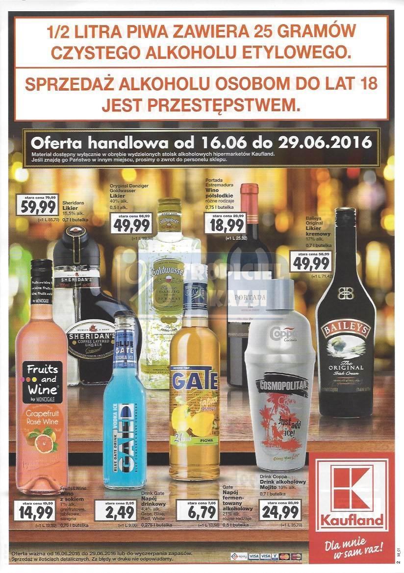 Alkohol Kaufland