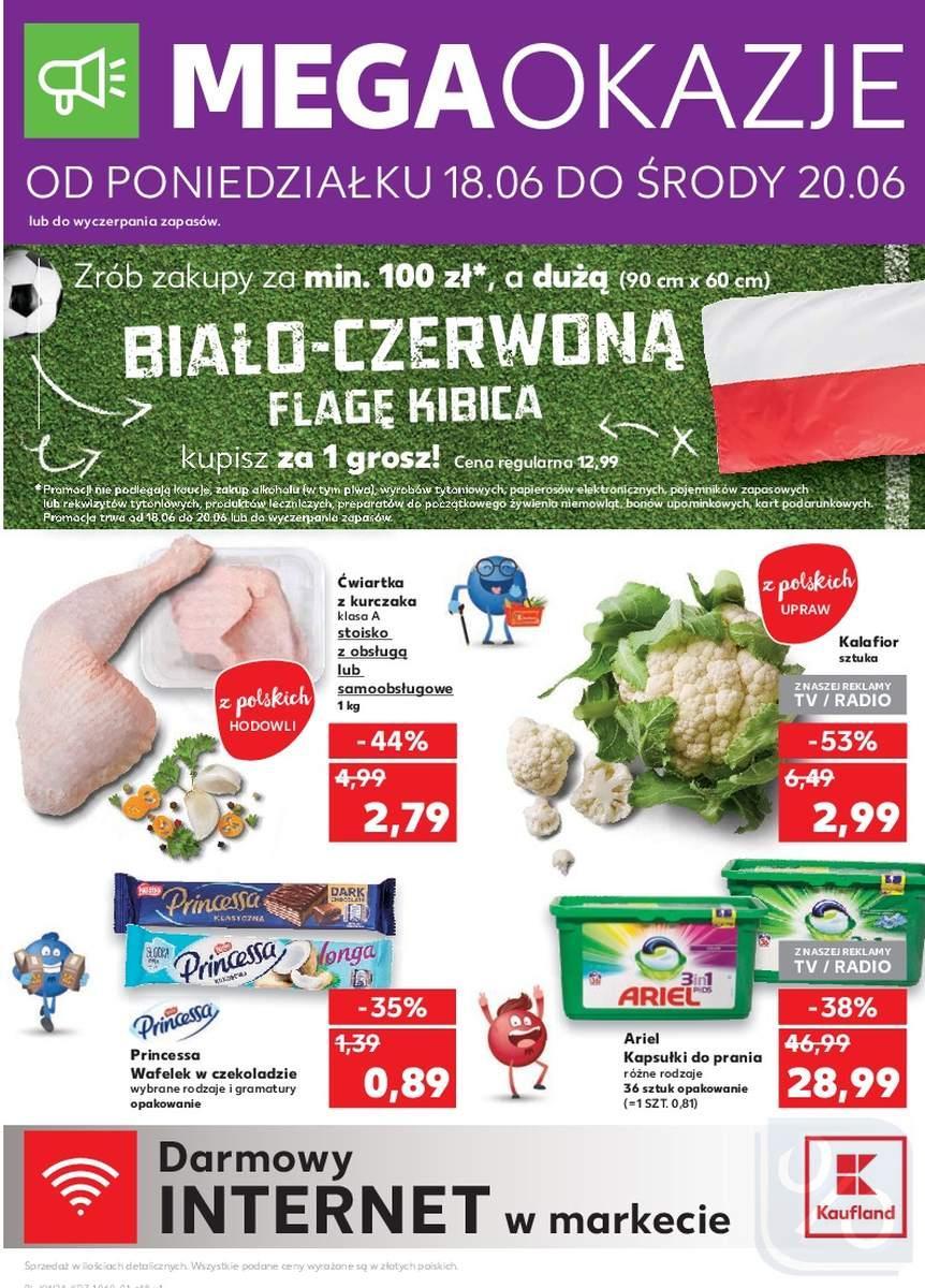 Gazetka promocyjna Kaufland do 20/06/2018 str.47