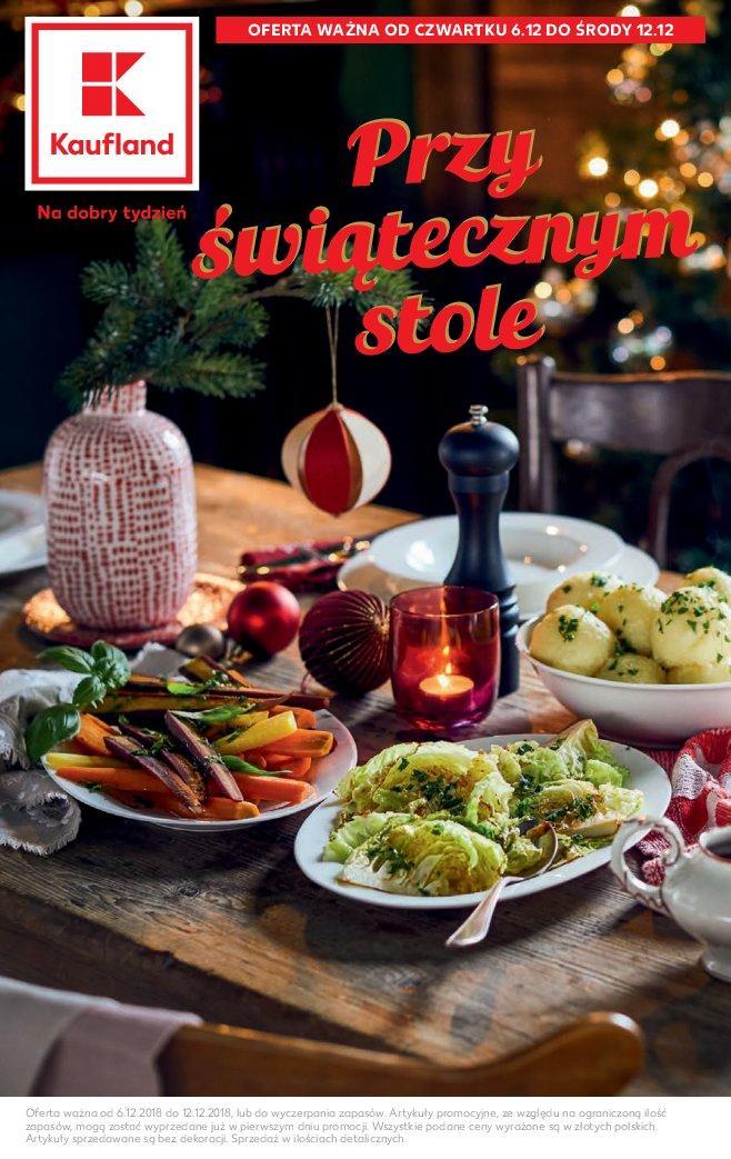 Gazetka promocyjna Kaufland do 12/12/2018 str.1