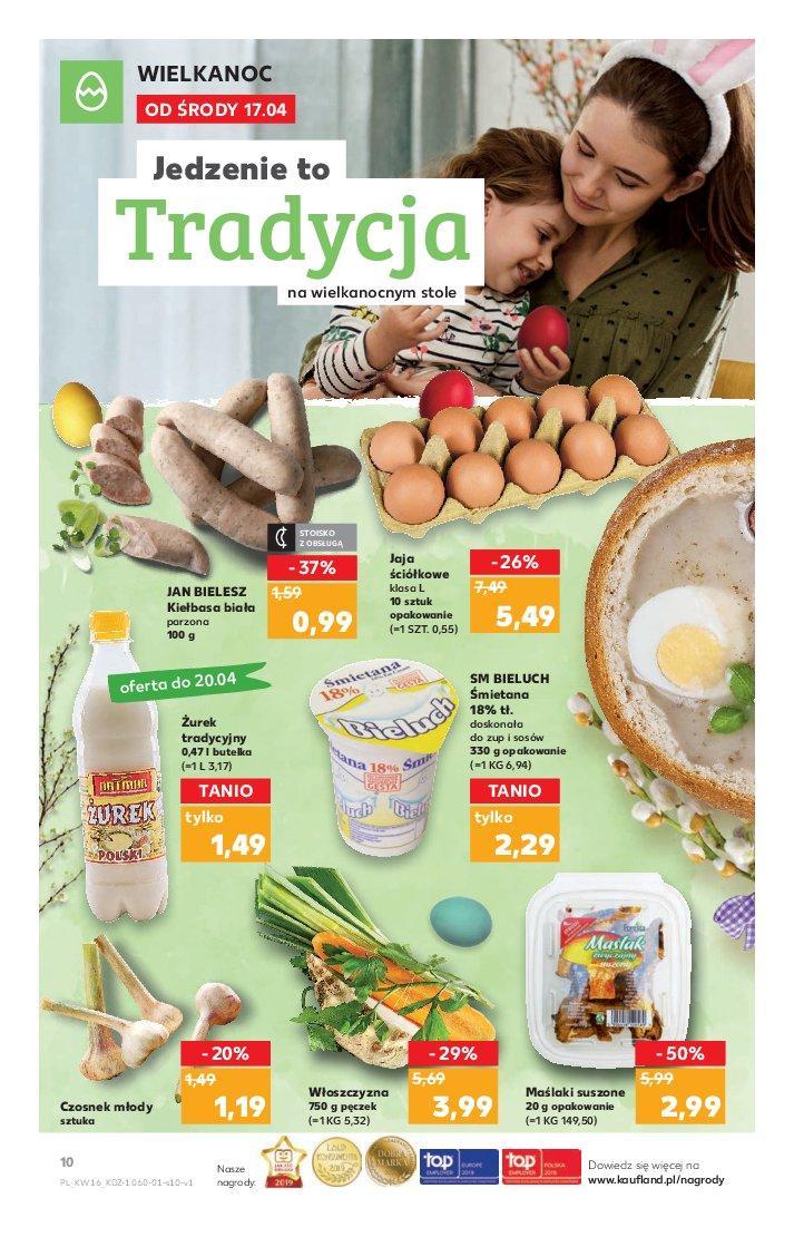 Gazetka promocyjna Kaufland do 24/04/2019 str.9