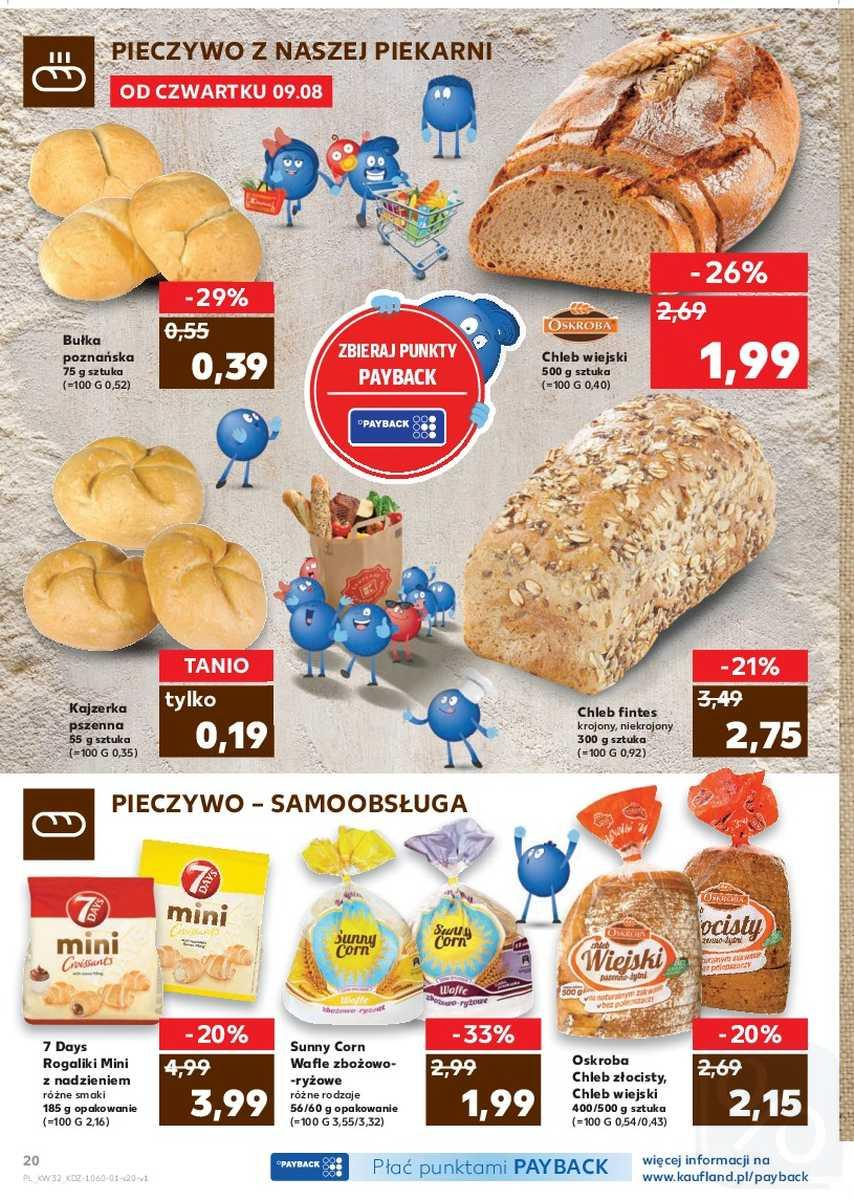 Gazetka promocyjna Kaufland do 15/08/2018 str.20